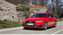 Prueba Audi S4 2017