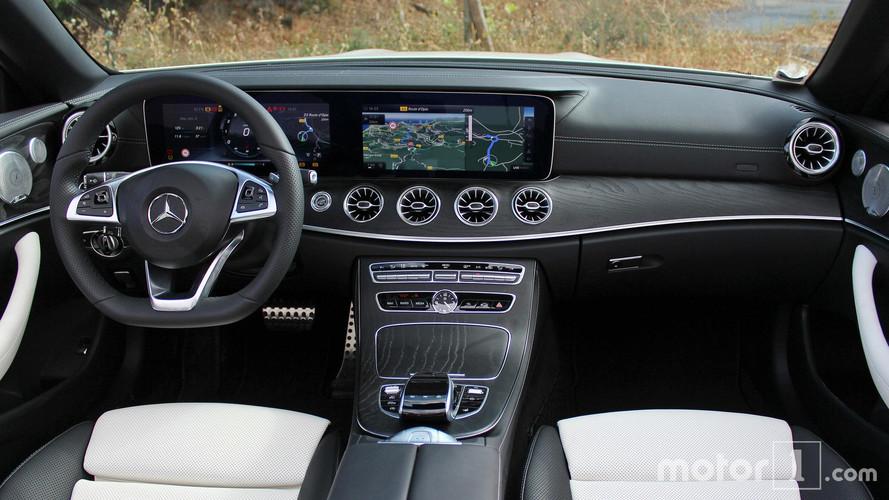 Essai Mercedes Classe E Cabriolet 2017