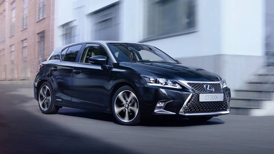 Order books open for high-tech new Lexus CT200h