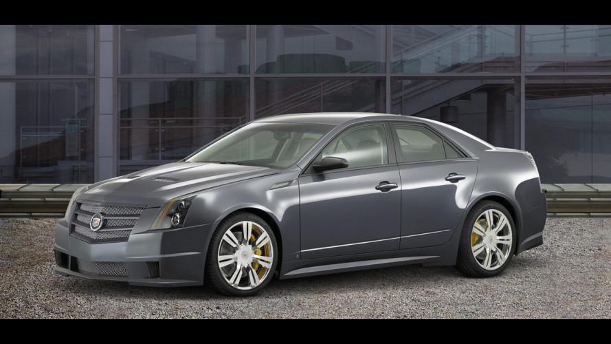 Cadillac CTS-Sport al SEMA