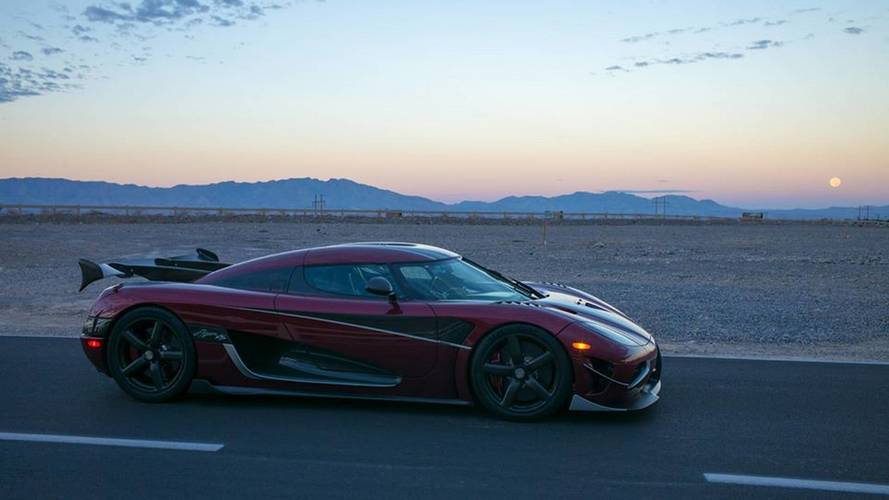 Move Over Bugatti; Koenigsegg Agera RS Is The New King: 277.9 MPH