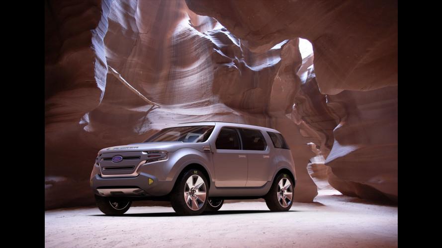 Ford copia Land Rover?
