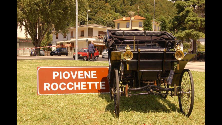 E' francese la prima auto immatricolata in Italia!
