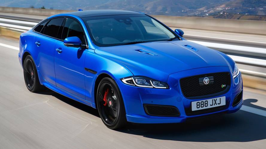 Jaguar XJR575 axed In Europe, WLTP takes another victim