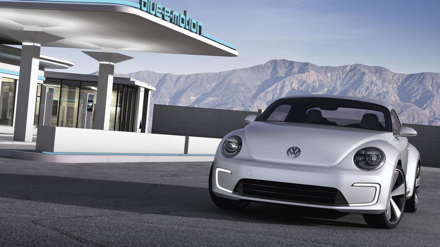 Next VW Beetle Could Be A Rear-Wheel-Drive EV