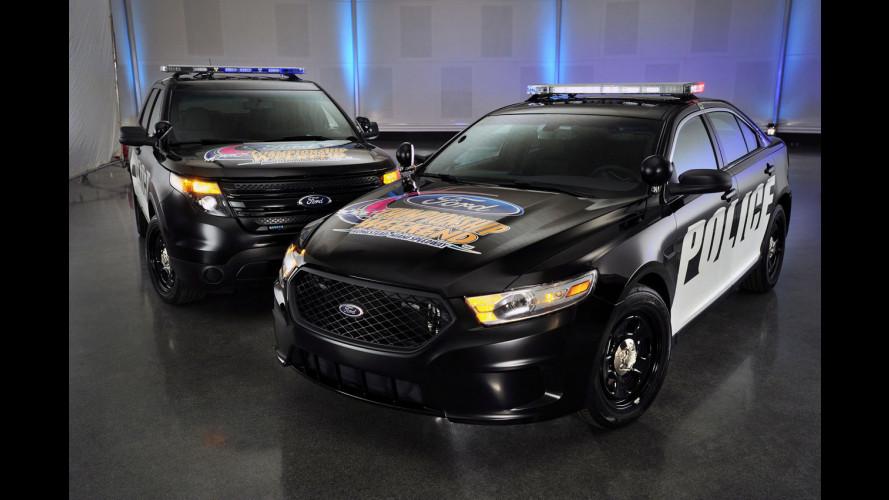 500 nuove Ford per la Polizia di Chicago