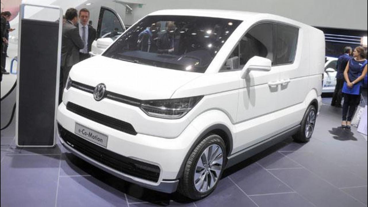 [Copertina] - Salone di Ginevra: anche i veicoli commerciali sono elettrici