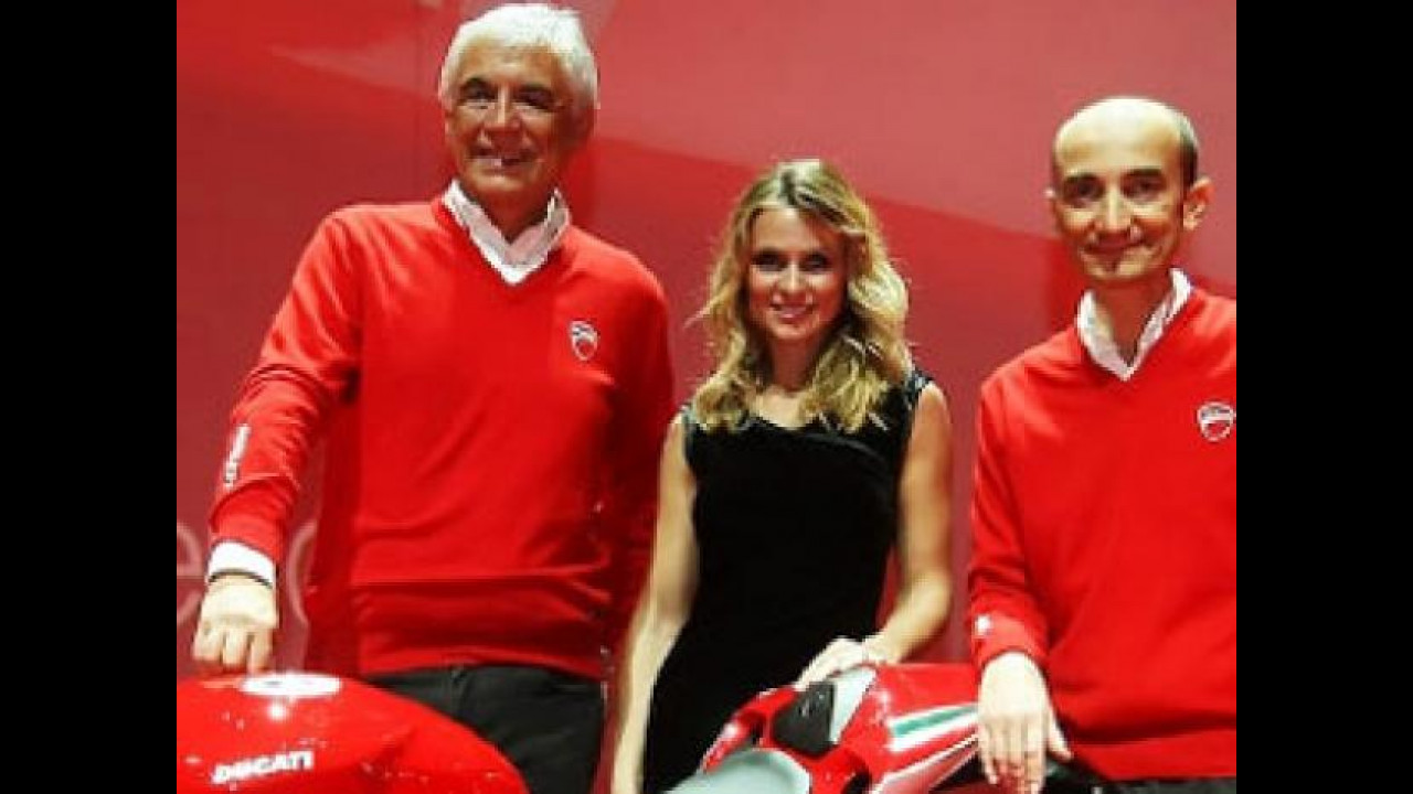 [Copertina] - Cambi ai vertici in Audi AG: Claudio Domenicali è a capo di Ducati