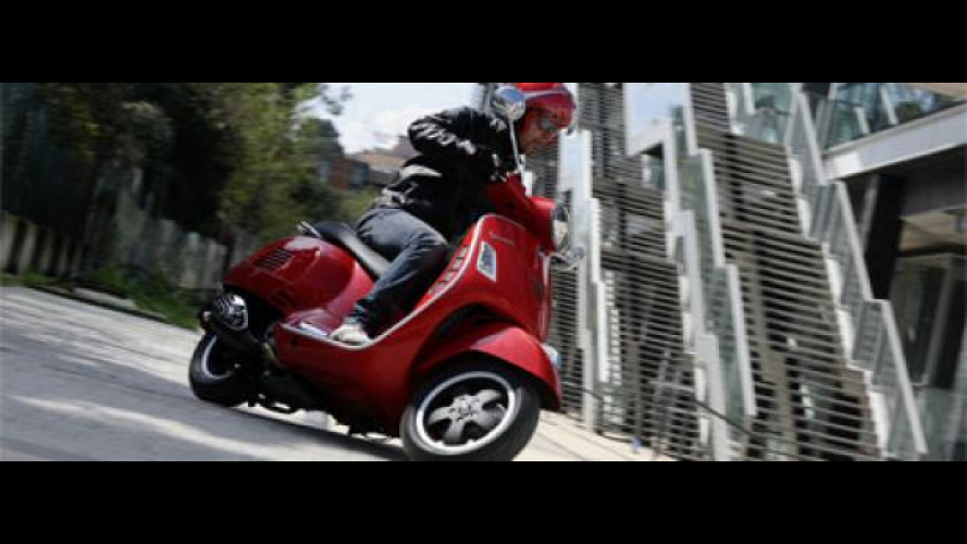 Vespa GTS 125 Super - TEST