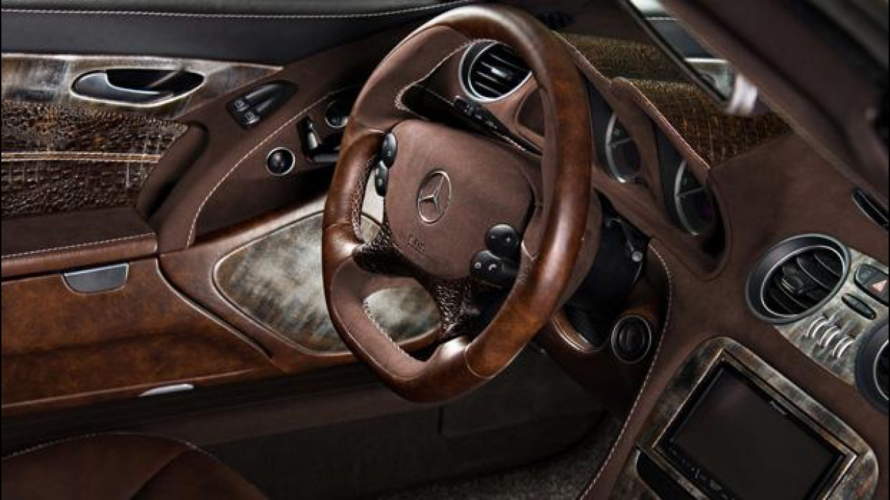 [Copertina] - Mercedes-Benz SL by Vilner