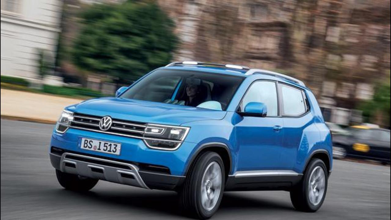 [Copertina] - Volkswagen Taigun, la nuova SUV compatta pronta per il 2016