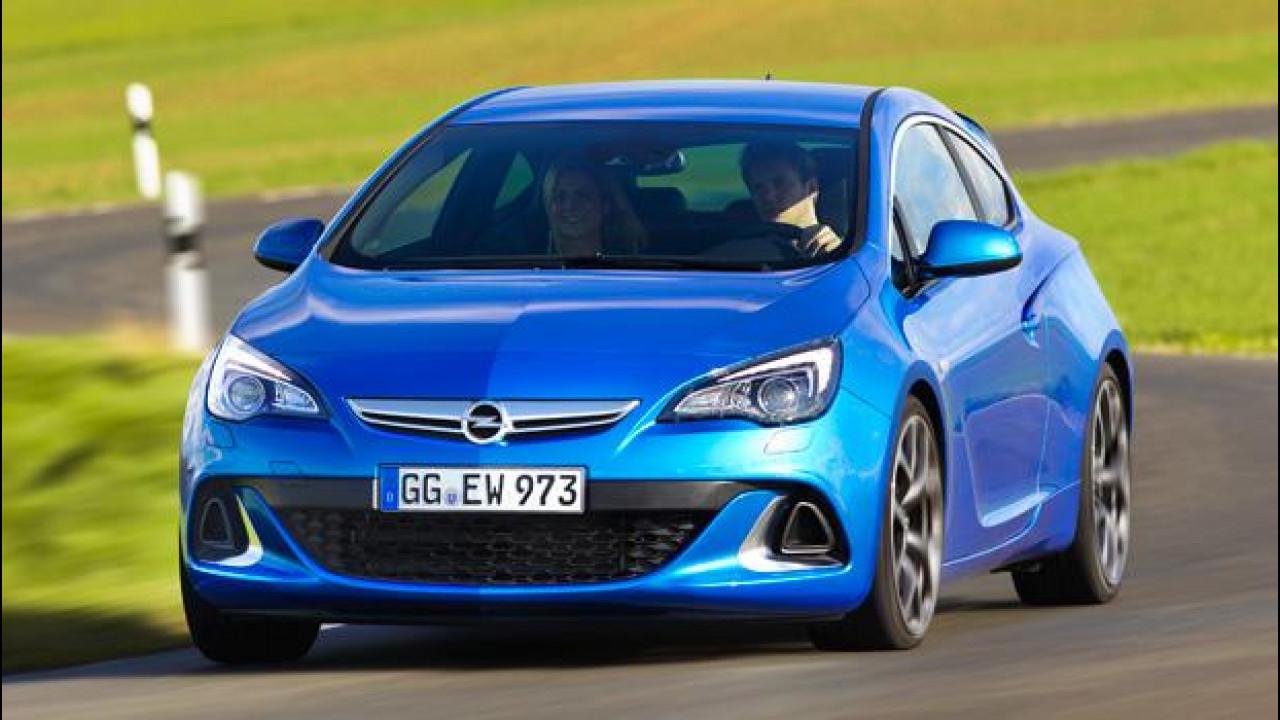 [Copertina] - Opel Astra OPC: i segreti del 4 cilindri da 400 Nm