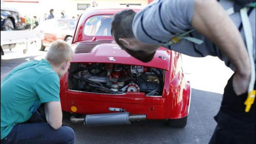 Auto e Moto d'Epoca, boom di visitatori per l'edizione 2014