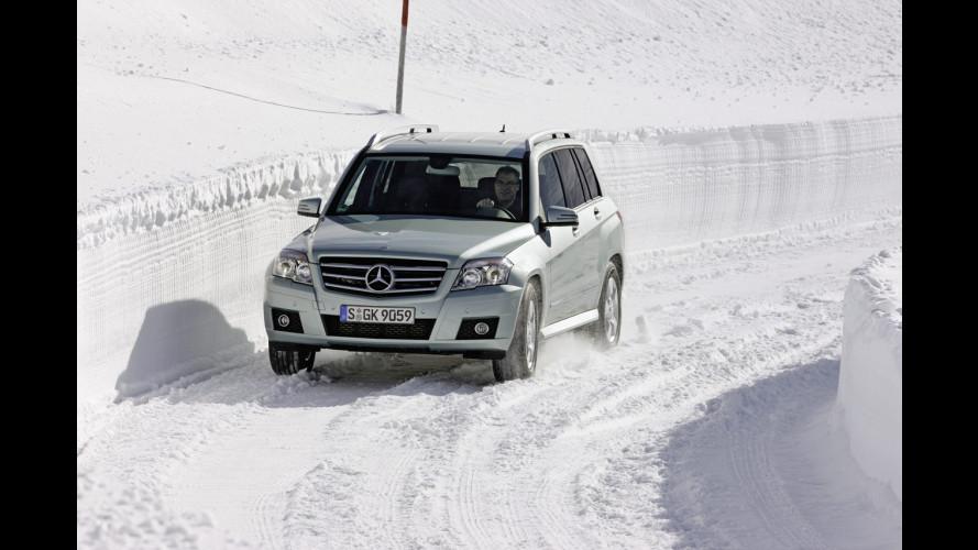 Mercedes 4MATIC: tradizione e sicurezza