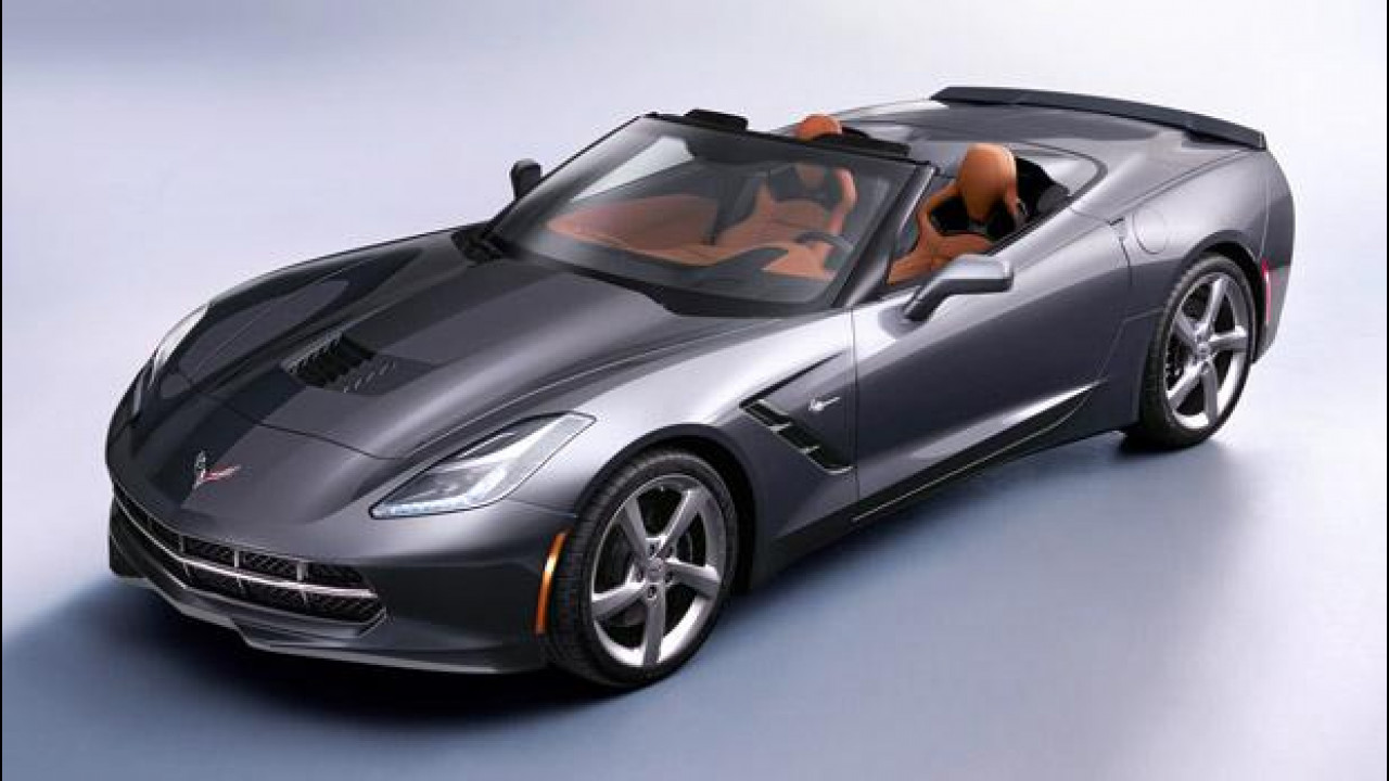 [Copertina] - Chevrolet Corvette Stingray Cabrio