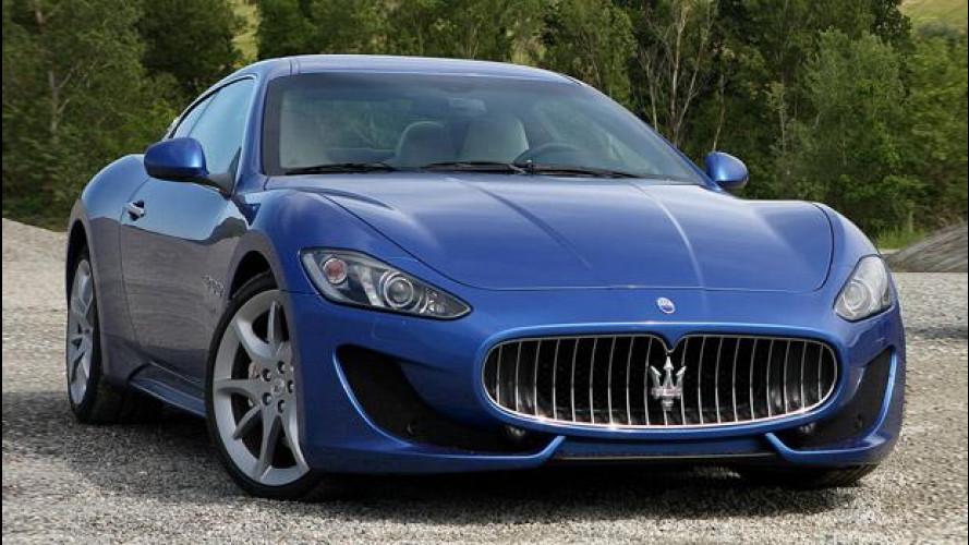 Maserati GranSport, una GranTurismo più compatta