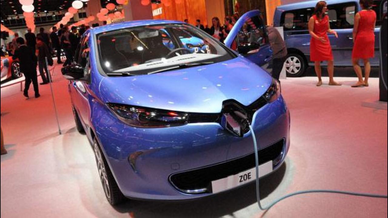 [Copertina] - Salone di Francoforte: per Renault l'auto è ancora passione