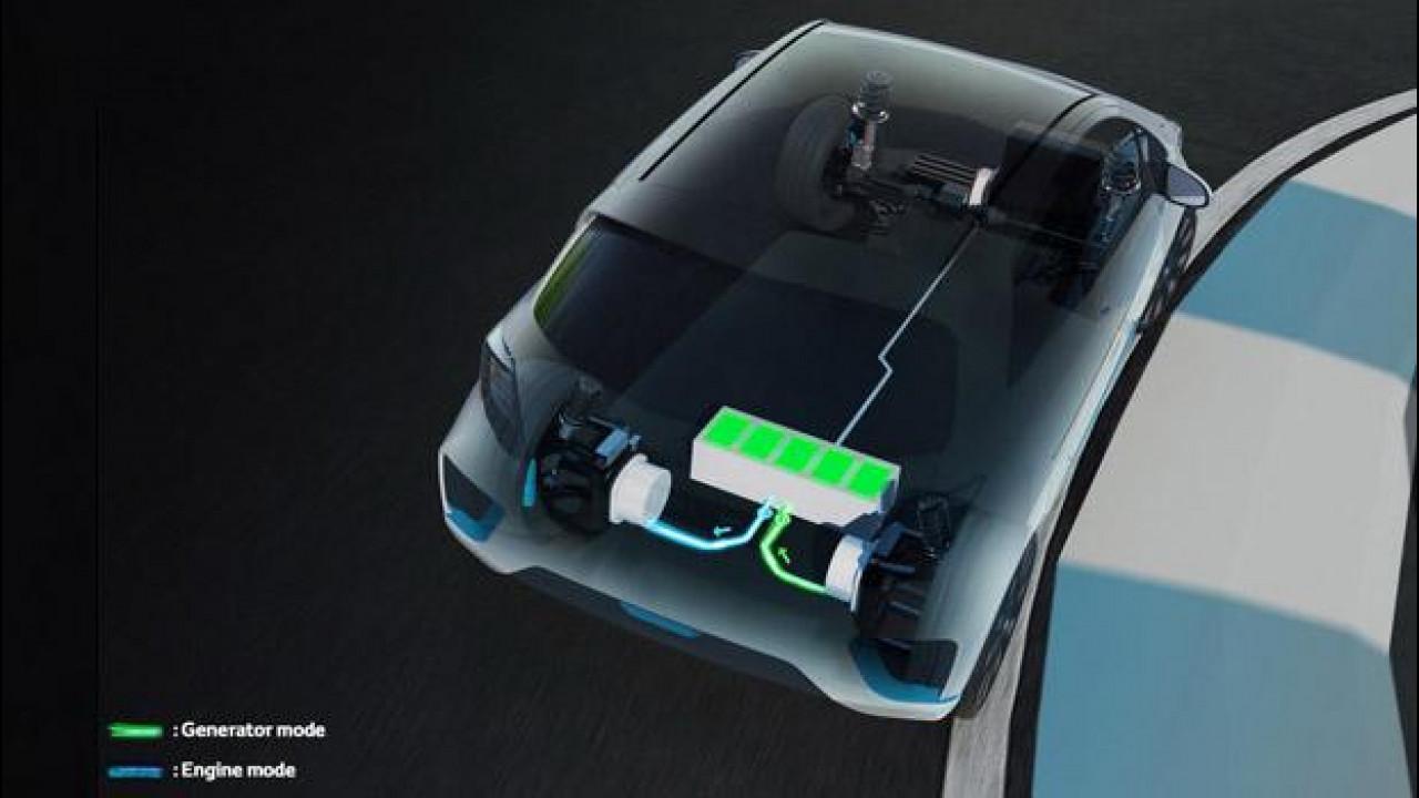 [Copertina] - Toyota Yaris Hybrid-R Concept: 420 CV, alla faccia dell'ibrida