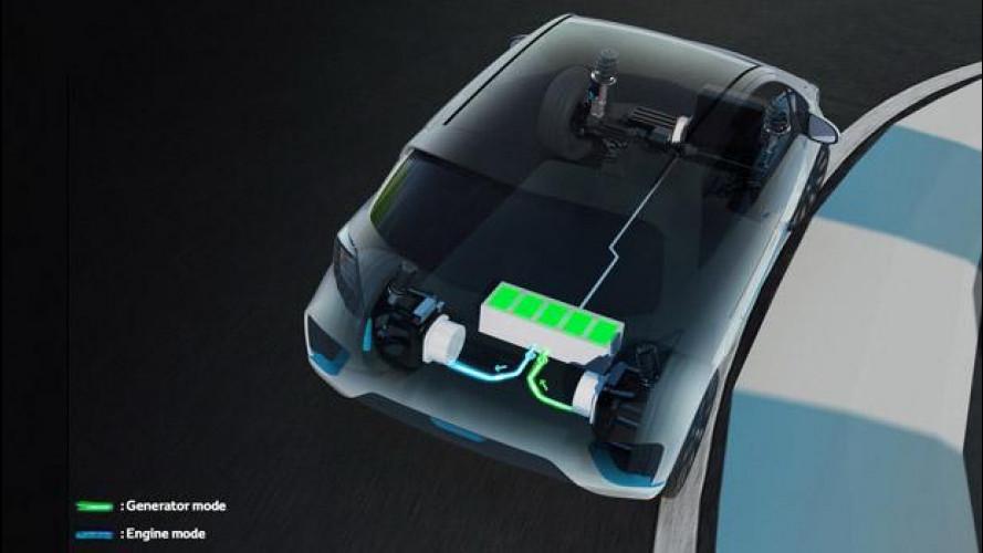 Toyota Yaris Hybrid-R Concept: 420 CV, alla faccia dell'ibrida