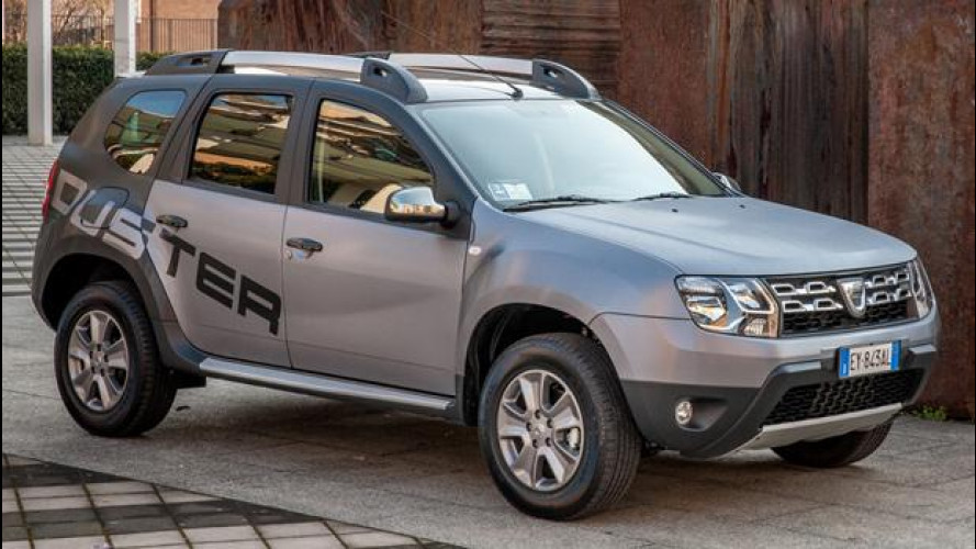 Dacia Duster, adesso è Titan