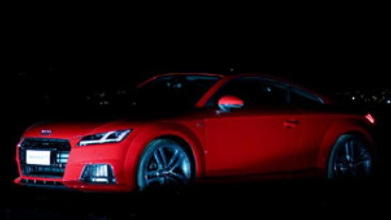 [Copertina] - La nuova Audi TT in anteprima al Phi Beach di Baia Sardinia