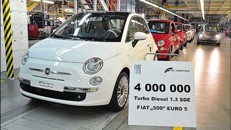 Fiat, la fabbrica della 500 vince nella città della Volkswagen