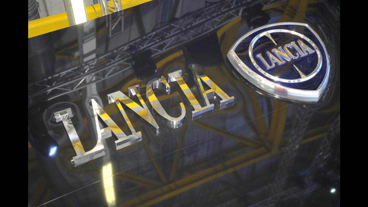 Lancia al Motor Show di Bologna 2011
