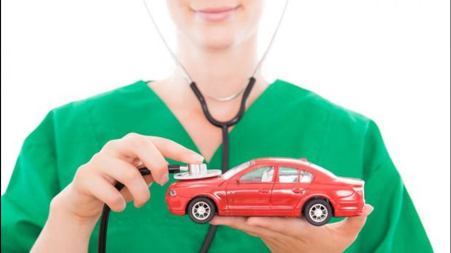 Manutenzione auto: nel 2014 meno revisioni, ma più spesa