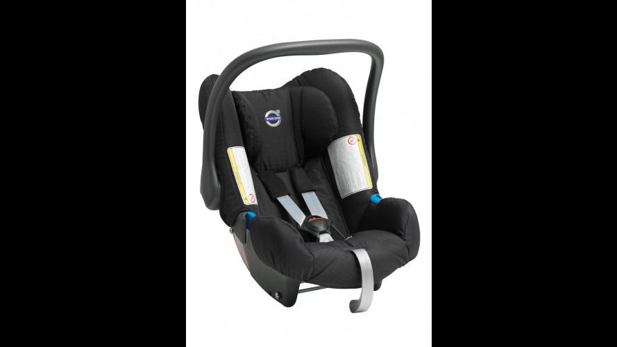 Volvo: sempre attenta alla sicurezza dei bambini