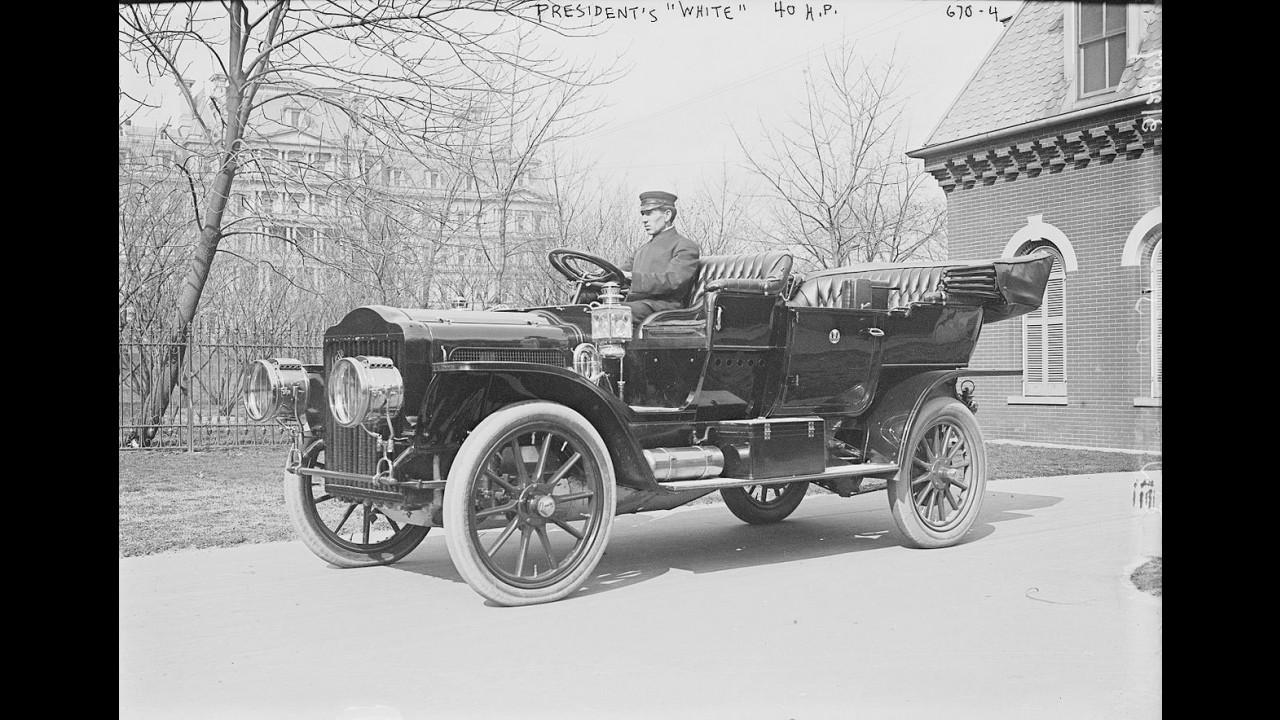 Le auto dei Presidenti USA 1901-2009
