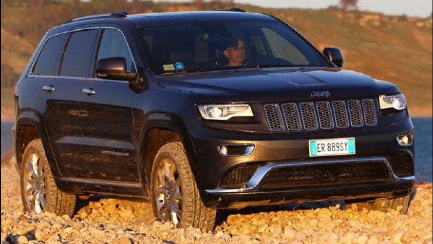 Jeep Grand Cherokee 3.0 CRD SUMMIT, più bella e meno assetata