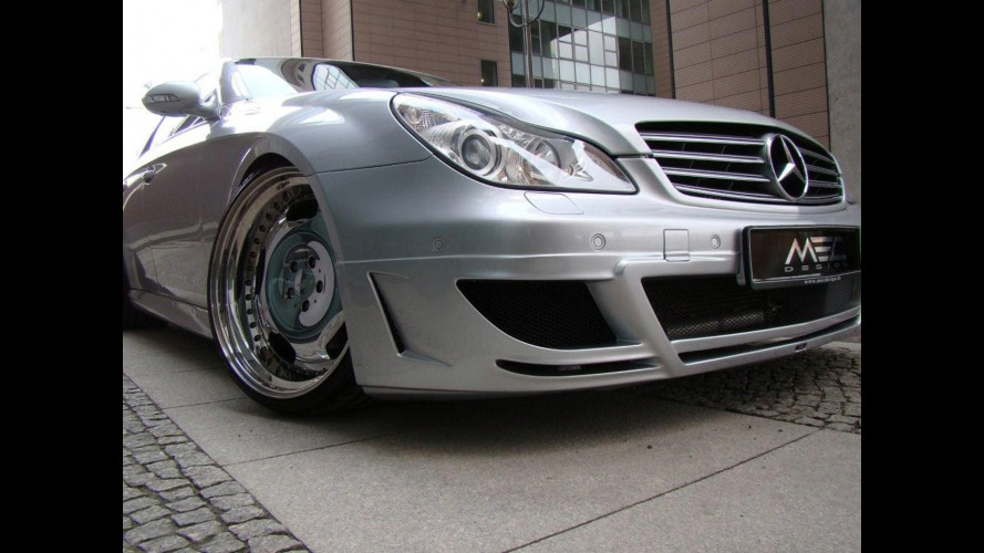 Mercedes CLS body kit by MEC Design