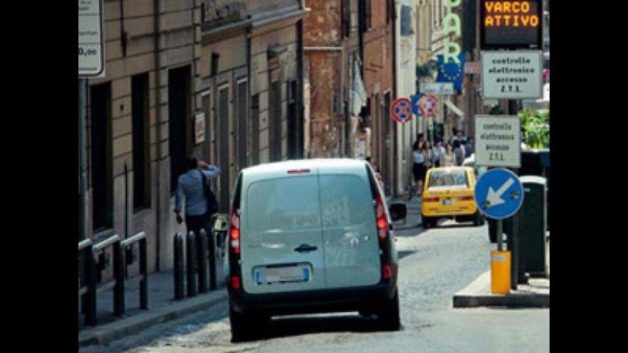 Roma: incentivi per l'acquisto dei furgoni ecologici