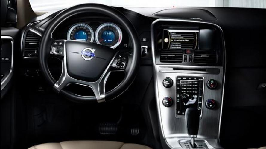 Volvo e Mitsubishi Electric insieme per l'infotainment