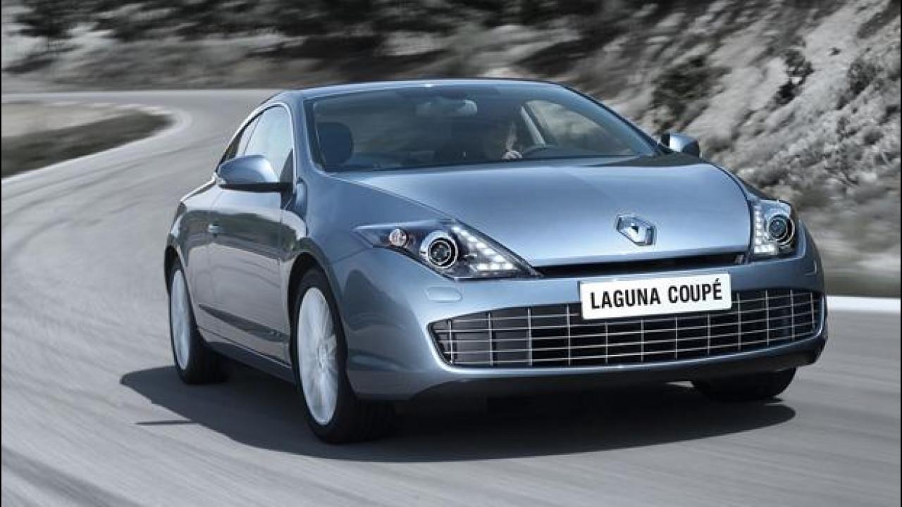 [Copertina] - Renault Laguna Coupé 1.5 dCi 110 CV