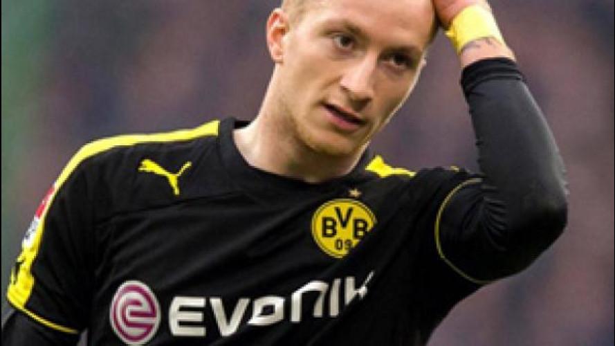 Marco Reus senza patente, super multa da 540.000 euro