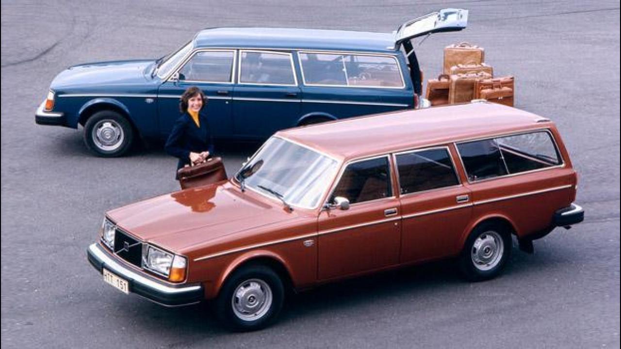 [Copertina] - Volvo 245, la prima wagon moderna