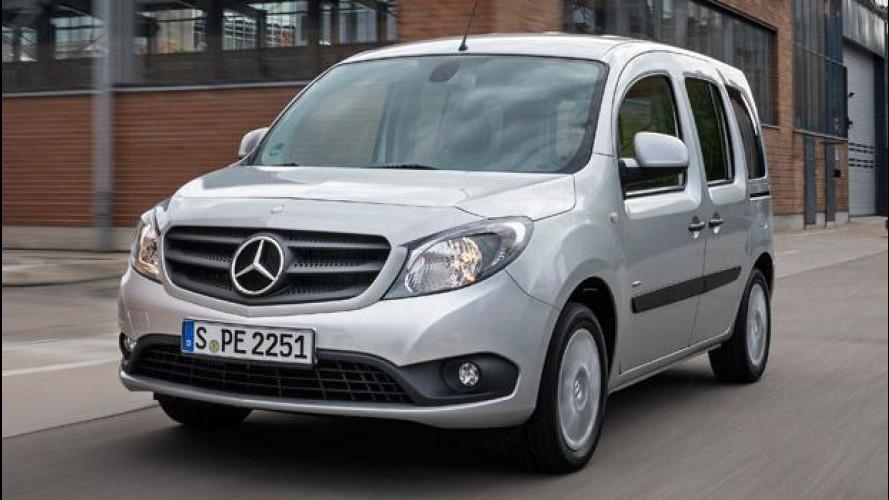 Mercedes Citan 112 e 111 CDI