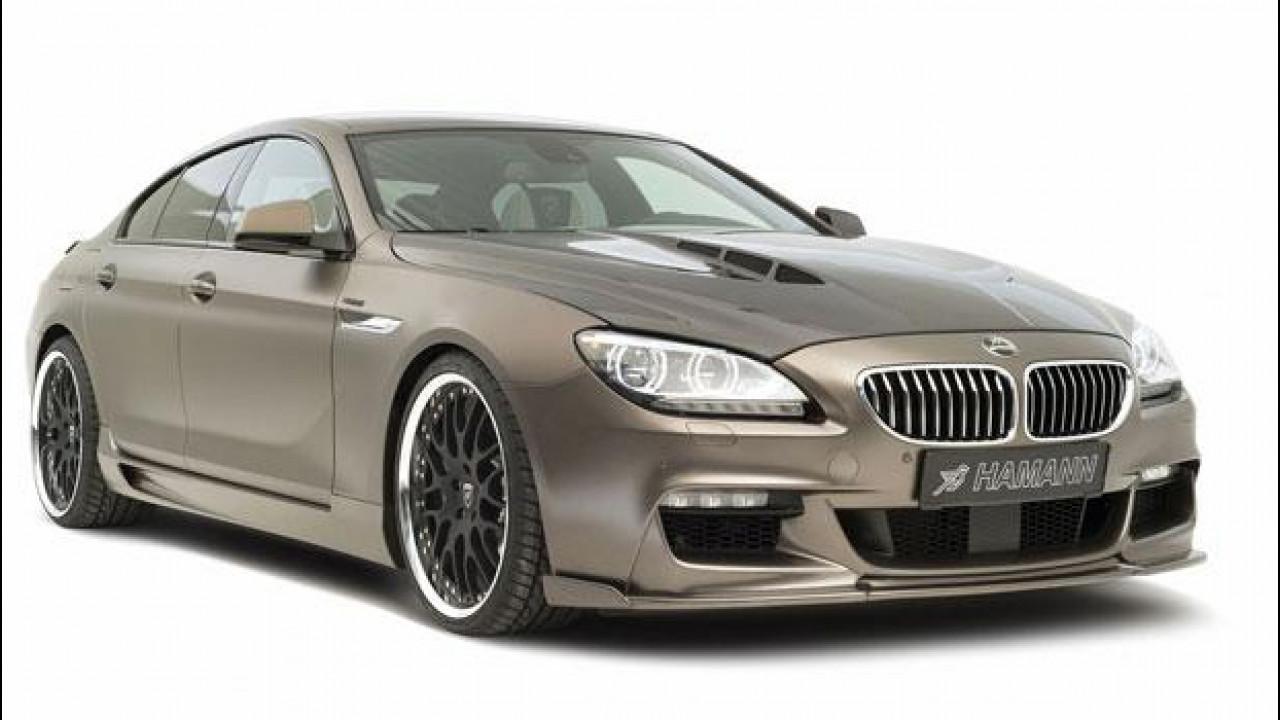 [Copertina] - BMW Serie 6 Gran Coupé by Hamann