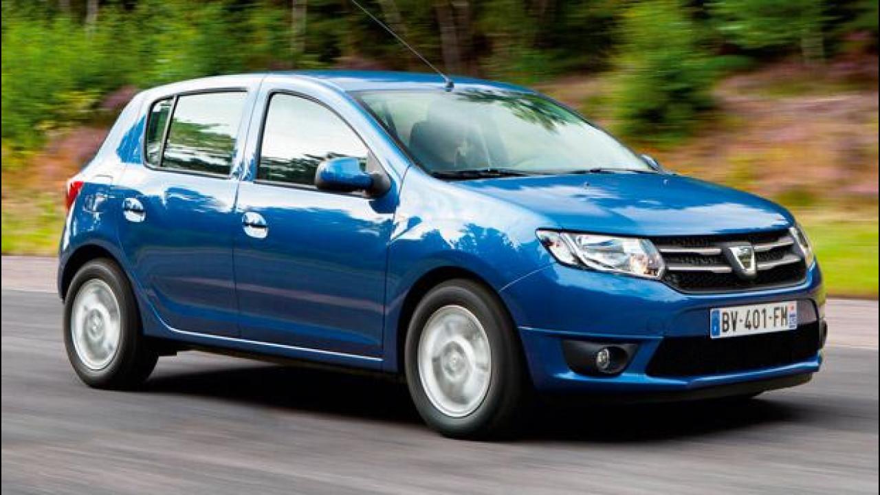 [Copertina] - Dacia Sandero e le auto sotto i 10.000 euro