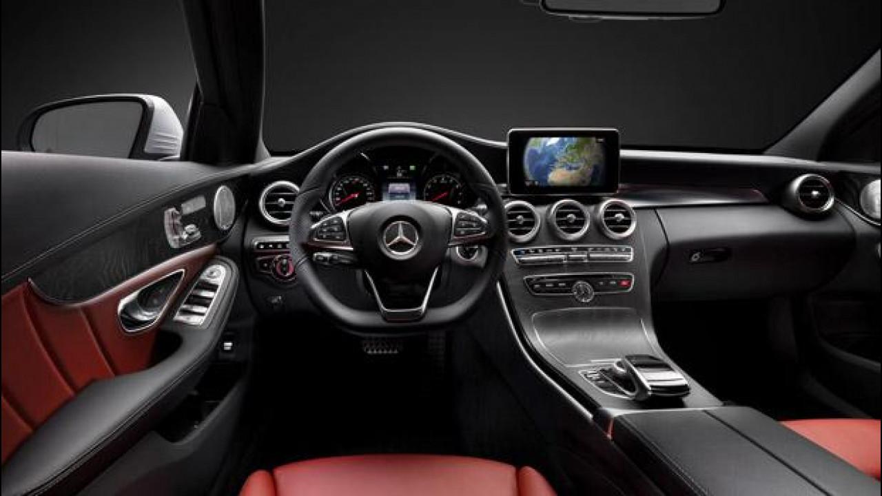 [Copertina] - Nuova Mercedes Classe C, foto e informazioni ufficiali