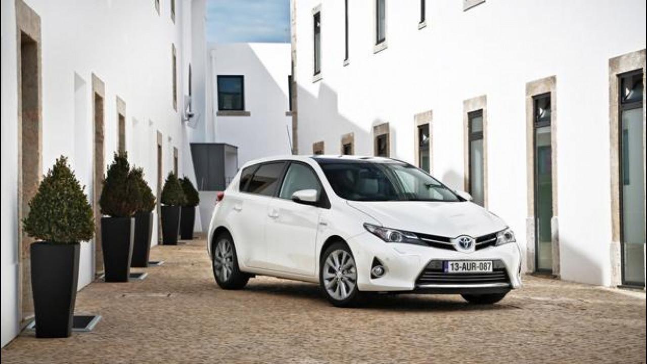 [Copertina] - Toyota presenta Valore Sicuro Hybrid