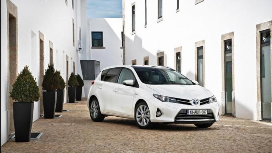 Toyota presenta Valore Sicuro Hybrid