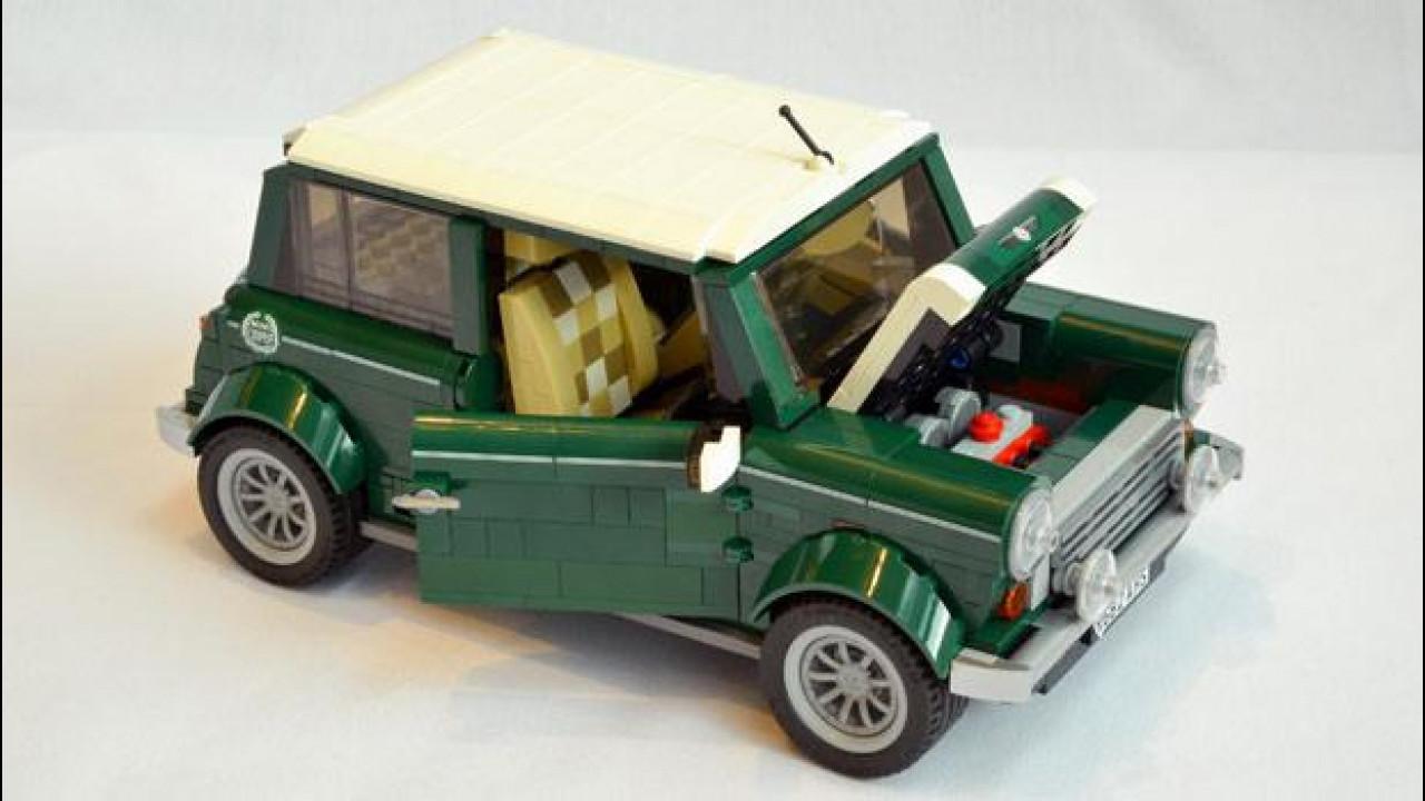 [Copertina] - Una Mini di Lego? Perchè no!