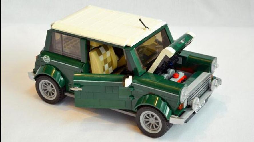 Una Mini di Lego? Perchè no!