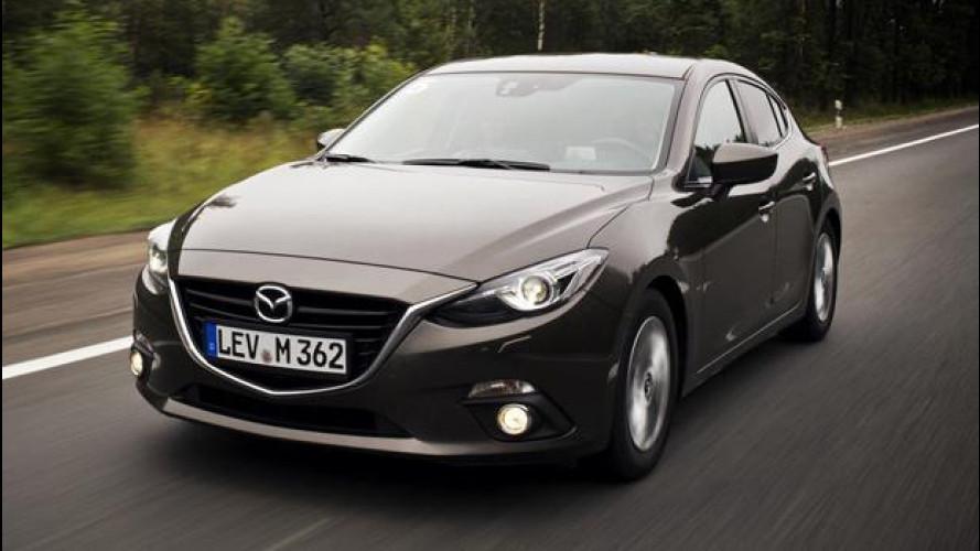 Mazda Route3, a tutta velocità da Mosca a Minsk