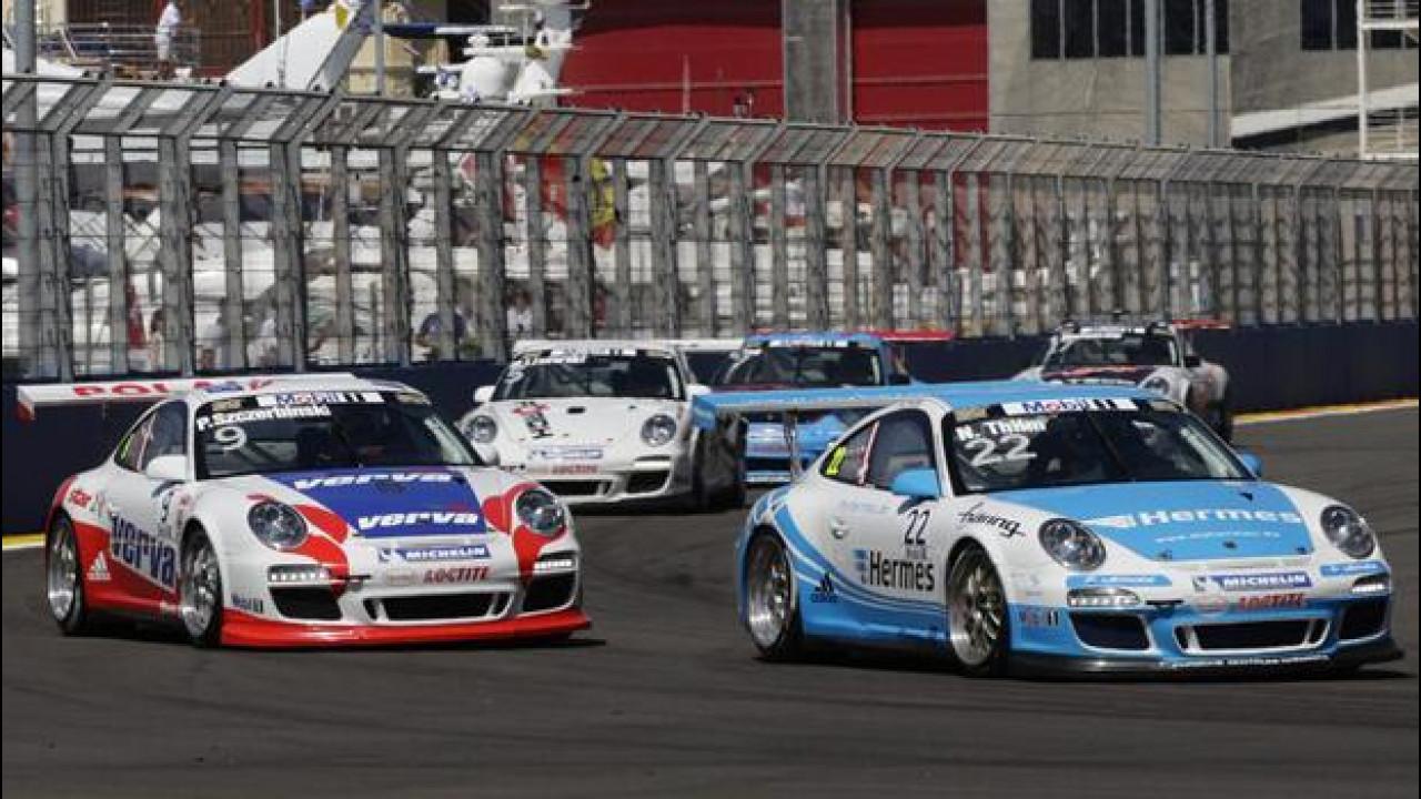 [Copertina] - Porsche promuove i giovani talenti della Carrera Cup