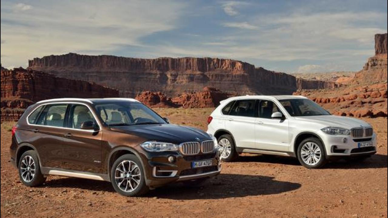 [Copertina] - BMW X5 xDrive25d e sDrive25d