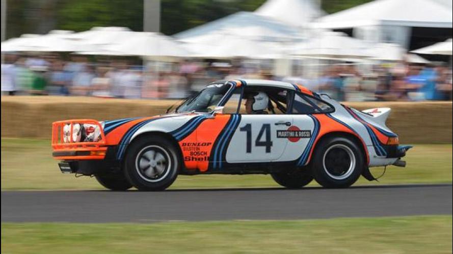 Tutte le Porsche di Goodwood 2013