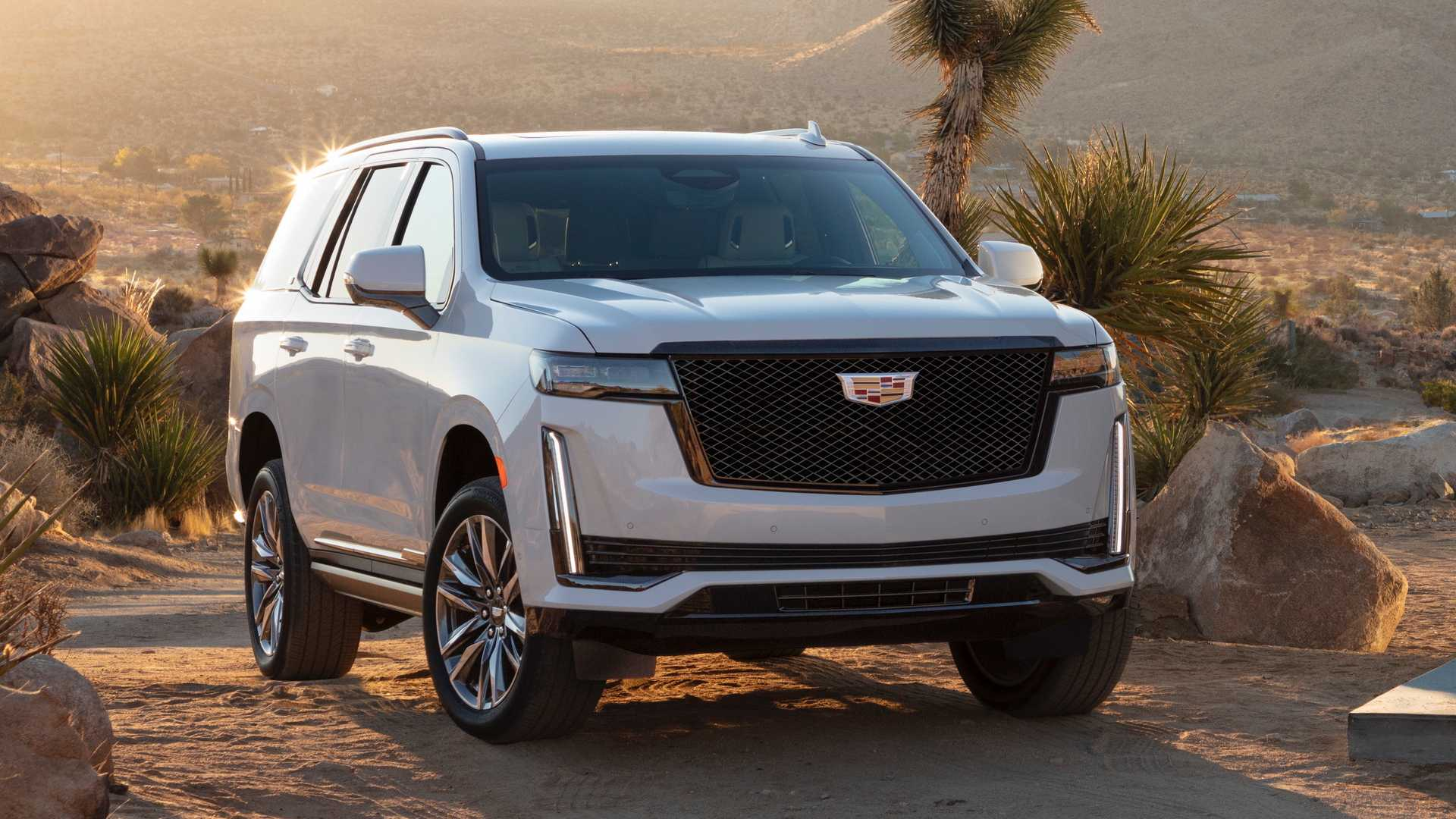 All Wheel Drive Cars List >> 2021 Cadillac Escalade Gets Just 17 Miles Per Gallon Combined